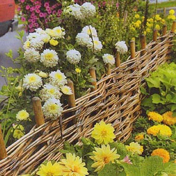 стили оформления садов