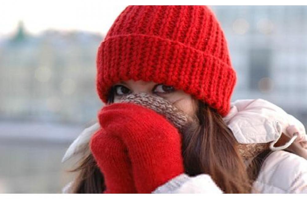 Как одеваться зимой