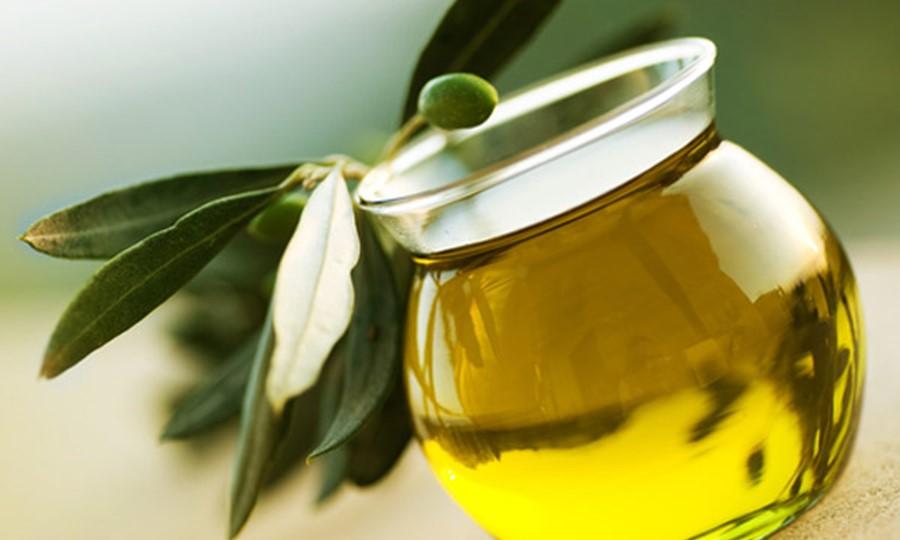 оливковое мало для лица