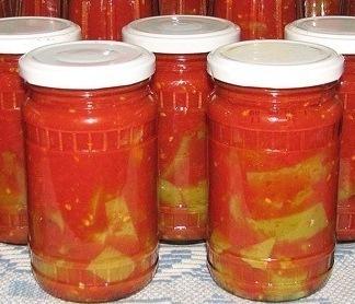консервировать болгарский перец