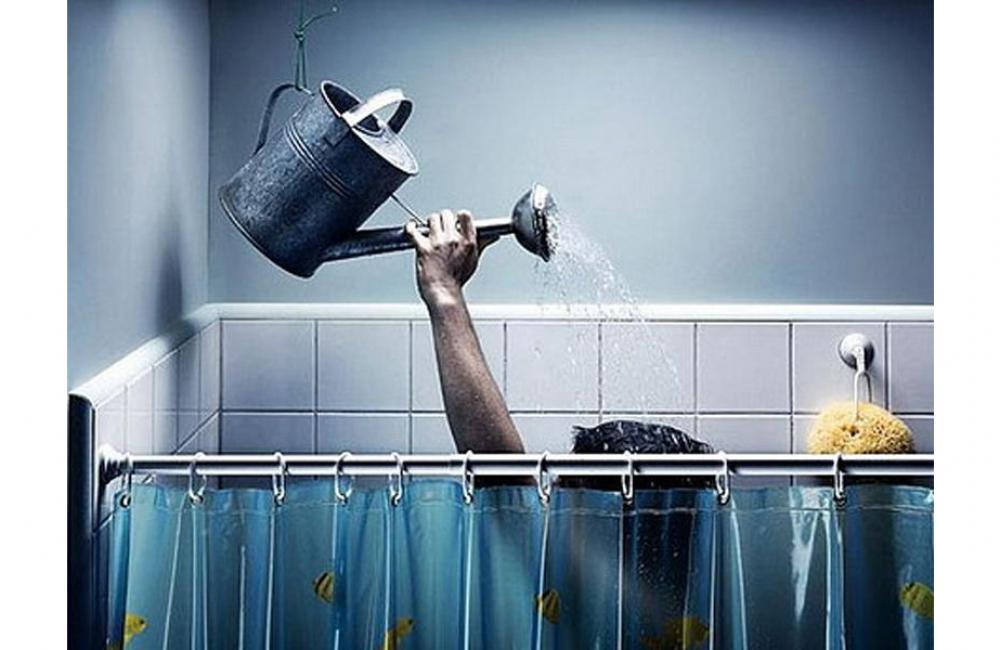 как сэкономить воду
