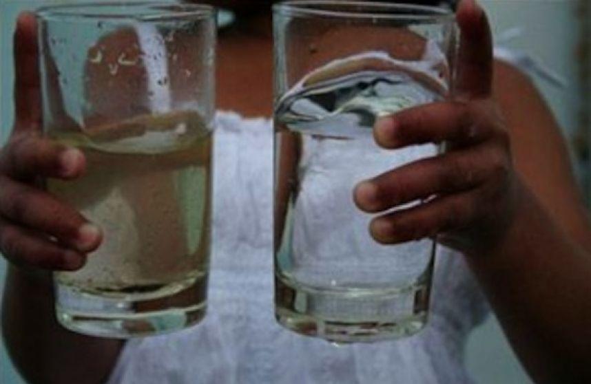 как очистить воду железо